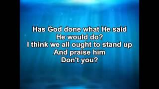 Karen Wheaton -Look What The Lord Has Done Lyrics