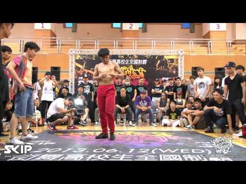Breaking Semi Final 2 2 莊敬 VS 永平小香腸