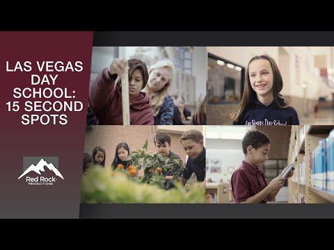 Las Vegas Day School : String of 15 Second Spots