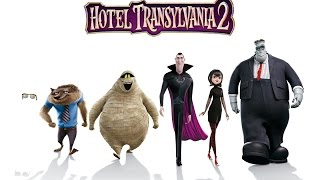 New Animation Movies - Hotel Transylvania 2 2015 - Cartoon Movies English  Scenes