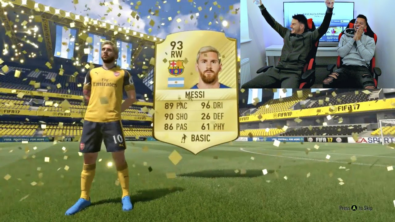 Messi EPIC XI  17 WORLD MOST TEAM ULTIMATE FIFA BATTLE!