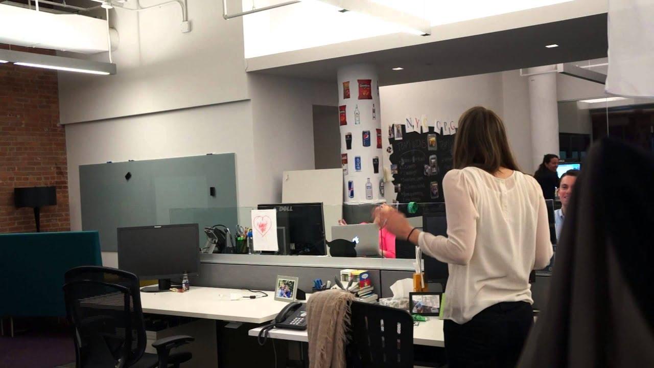 air horn office chair prank extended cut best 2014 april