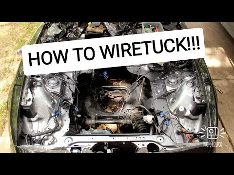 How To Wire Tuck A Miata!!! Turbo Miata Ep.2