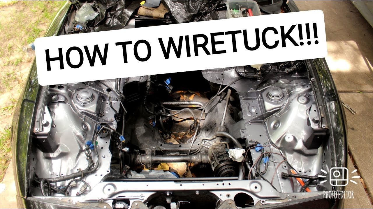 maxresdefault how to wire tuck a miata!!! turbo miata ep 2 youtube miata wire tuck harness at n-0.co