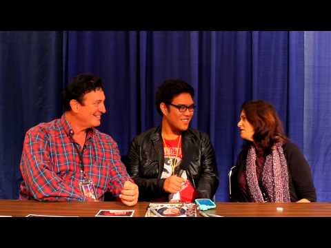 Winter SacAnime '15 Interview: Ellyn Stern and Richard Epcar
