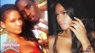 Did p. diddy finally ask cassie to marry him?