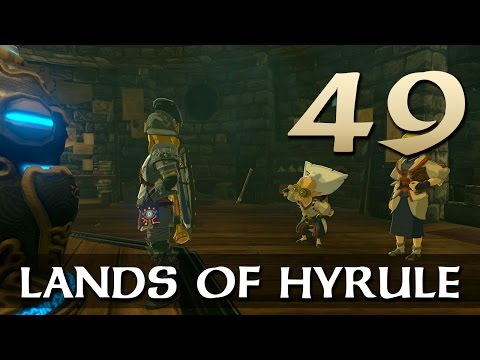 [49] Lands of Hyrule (Let's Play The Legend of Zelda: Breath of the Wild [Nintendo Switch] w/ GaLm)