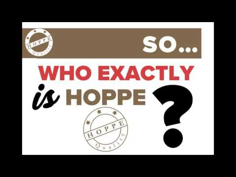 HOPPE   COMPLIMENTARY COFFEE SUPPLIERS