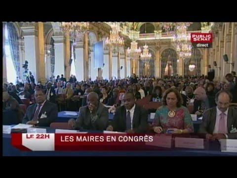 Laurent Joffrin, Le Nouvel Observateur - Le 22H (21/11/2011)