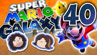 Super Mario Galaxy: Make Like a Tree - PART 40 - Game Grumps