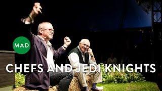Chefs and Jedi Knights   F. Henderson & T. Gulliver