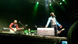 Aloe Blacc Politician (Arena Wien Open air)