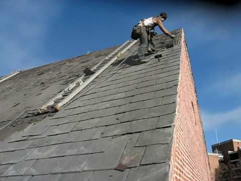removing-old-slate-roofing-in-lancaster-pa