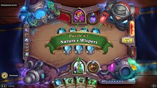 GUIDE: Astromancer Arwyn Boomsday Puzzle Lab Mirror Solutions / Answers - FAST (Hearthstone)