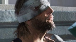 The Phantom Pain Trailer (New Metal Gear Solid Game)
