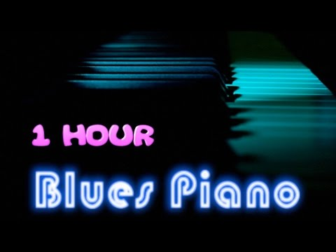 Best Piano Blues, Piano Blues Solo and Piano Blues Music with Piano Blues Licks & Improvisation