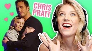 How We Got Chris Pratt On Our Game Show -  SmoshCast #31 Highlight