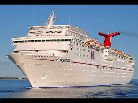 Carnival Sensation Cruise Ship
