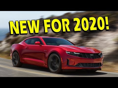 2019/2020 Camaro What is the Difference?