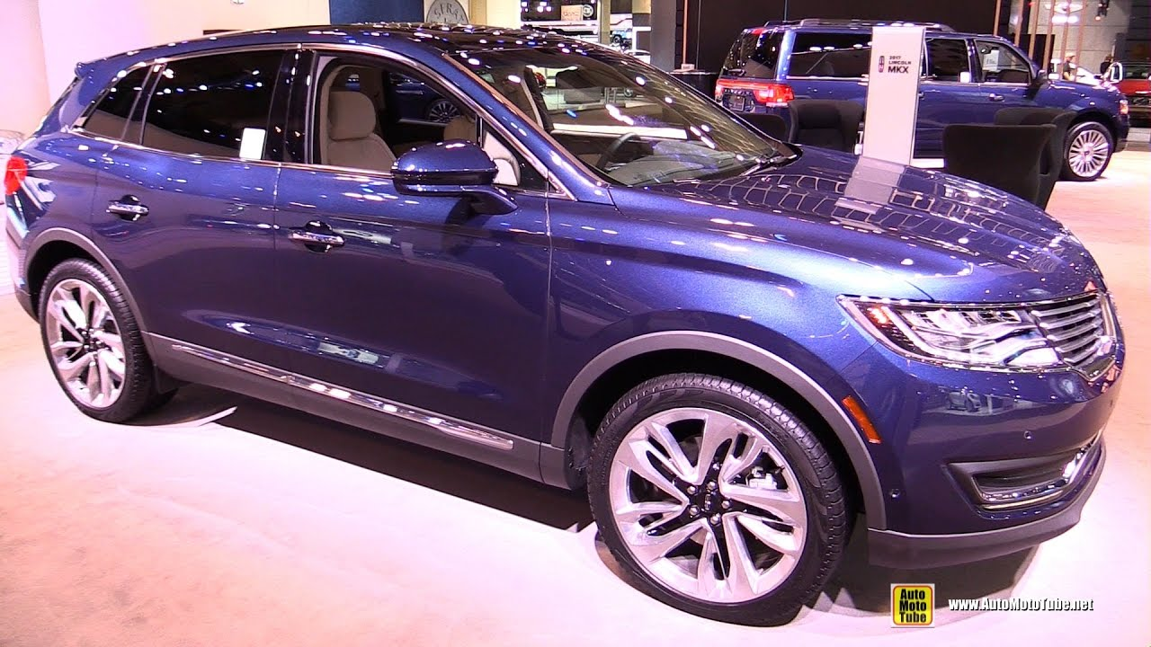 2017 lincoln mkx exterior and interior walkaround 2017. Black Bedroom Furniture Sets. Home Design Ideas