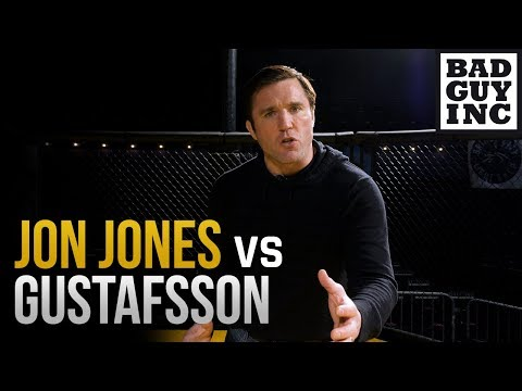 The technical aspects of Jon Jones and Alexander Gustafsson 2.