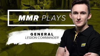 MMR Plays: GeneRaL on Legion Commander vol. 1