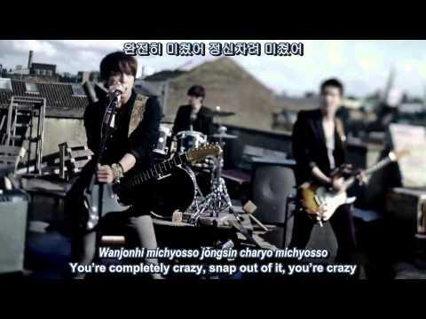 CN Blue - I'm Sorry MV [English Sub + Romanization + Hangul] [HD][1080p]