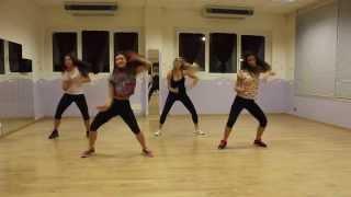 FUN N DANCE - Zumba choreo #4 - Mal De Amores - Juan Magan (coreografia)