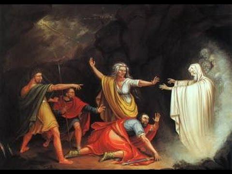 שאול המלך ובעלת האוב: זלזול ואהדה אל שאול המלך הדורש באוב - פרופ' חננאל מאק
