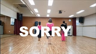 SORRY Line Dance {by Minja Jang.KOR)