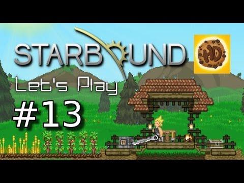 Starbound Let's Play Part 13: Ixodoom Boss & Class Armor! (Bonus Happy)