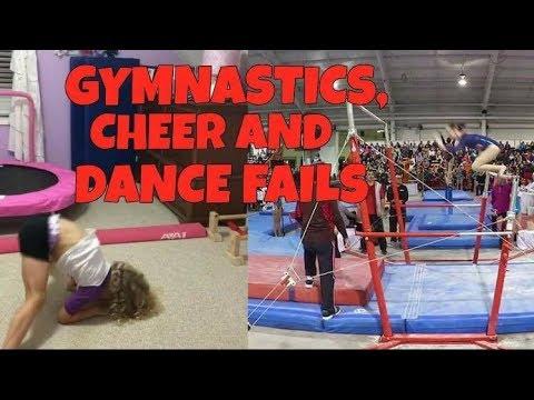 Gymnastics, Cheer and Dance fails 2017