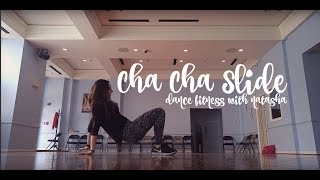 CHA CHA SLIDE - ZUMBA/DANCE FITNESS (PLANK/CRAB EDITION)
