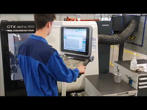 Ein Tag in meiner Ausbildung 4.0 – Industriemechaniker bei der Siemens AG