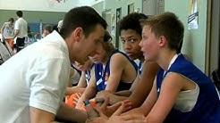 Deutscher Basketball Bund auf Talentsuche