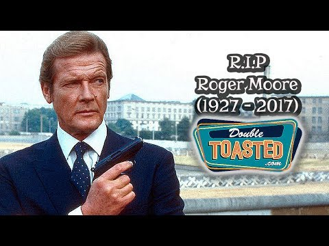 ROGER MOORE PASSES AWAY AT AGE 89 - Double Toasted Highlight
