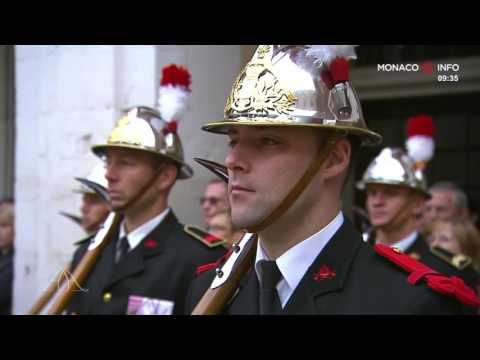 Samedi 19 novembre 2016 : Fête Nationale de Monaco
