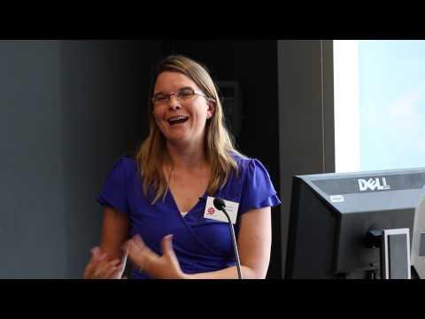 Iron Awareness Week Symposium  Dr Kathryn Beck