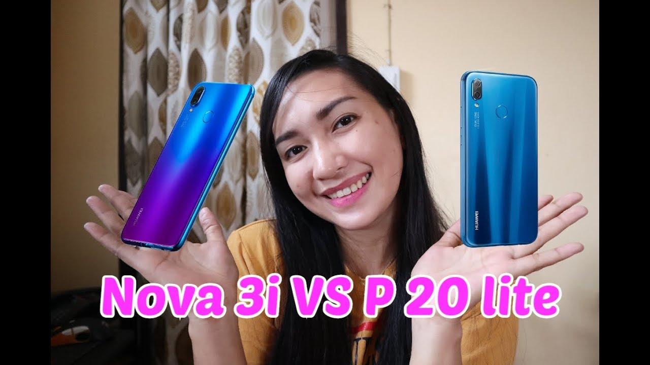 Huawei Nova 3i VS Huawei P20 lite Review (Camera,Gaming and Specs)