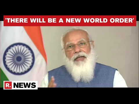 PM Modi Speaks On Post-COVID World And India's Vaccine Diplomacy At Raisina Dialogue 2021
