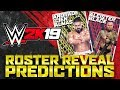 Download WWE 2K19: Roster Reveal Predictions