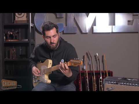 1968 Fender Telecaster Blonde   CME Quick Riff   Ariel Posen