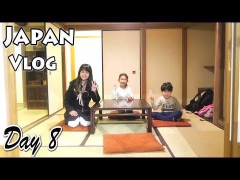 Chococherry Japan Vlog - Day 8 - Edo-Tokyo Museum, Fukagawa Edo Museum, Steak Lunch & Dinner!