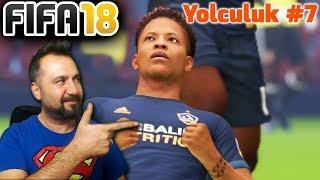 ALEX HUNTER HAT-TRICK YAPTI VE TOPU EVE GÖTÜRDÜ! | FIFA 18 YOLCULUK #7