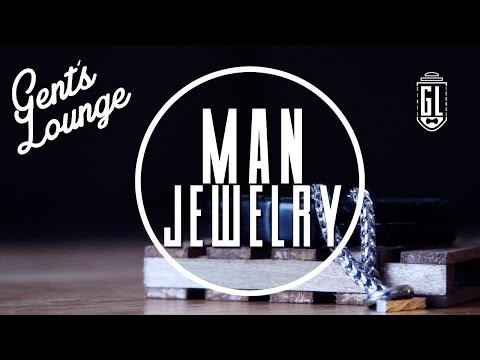 How to Wear Man Jewelry Ft. Vitaly Design || GL