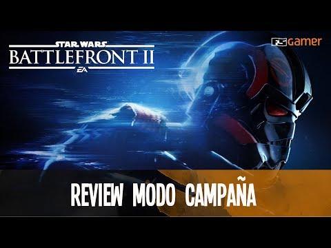 Star Wars Battlefront 2 - Análisis de su modo Campaña