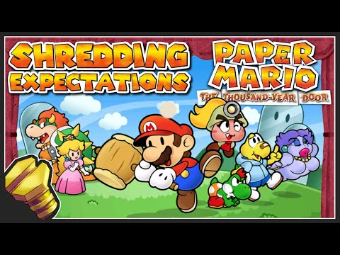 Dissecting Paper Mario: The Thousand Year Door's AMAZING Opening (Rogueport Analysis)