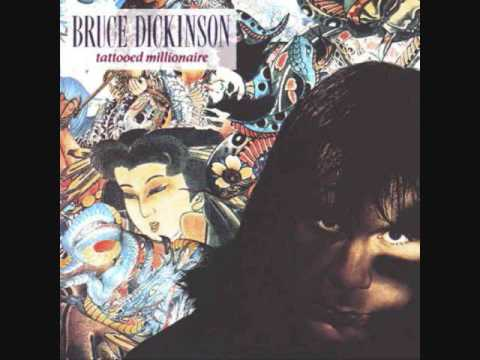 Bruce Dickinson - All The Young Dudes