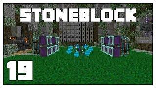 Stoneblock - EP19 - Draconic Evolution Fusion Crafting - Modded Minecraft 1.12.2