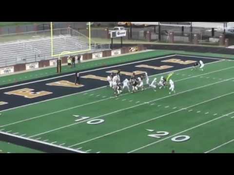 Max Hunter freshman highlights 2020 athlete